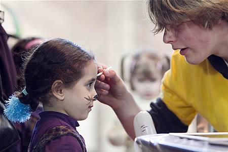 Kinderprogramma van M25 Leiden
