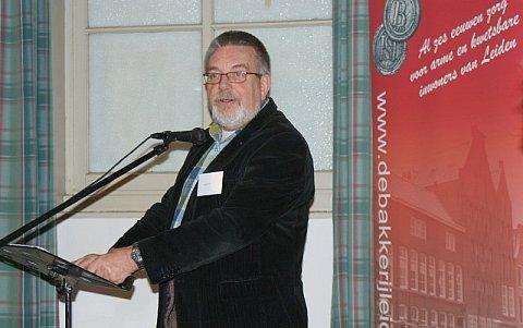 Dr. Henk Meeuws - foto: Ton Snepvangers