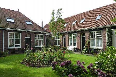Sint Annahofje of Joostenpoort
